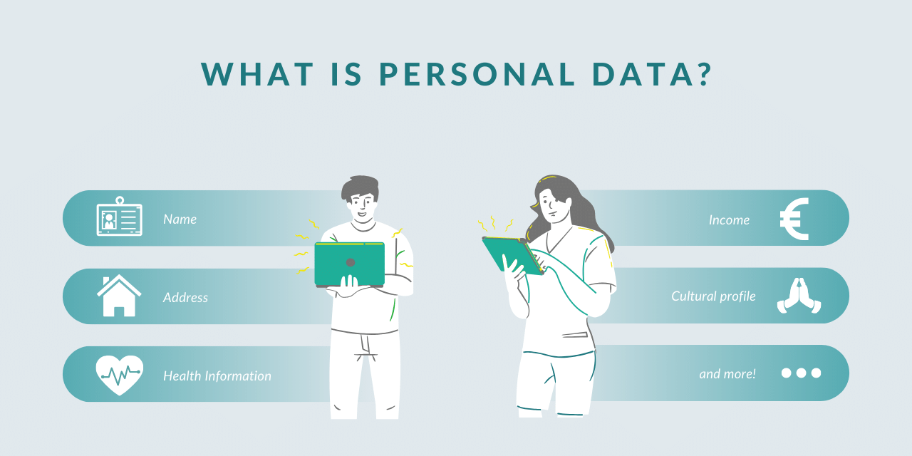 What is personal data and what has secure email to do with it