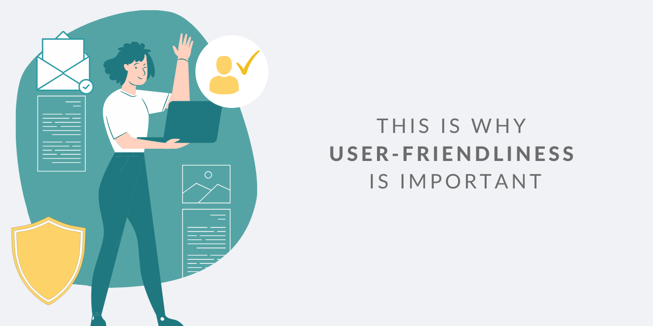 Why user-friendliness in email security is important
