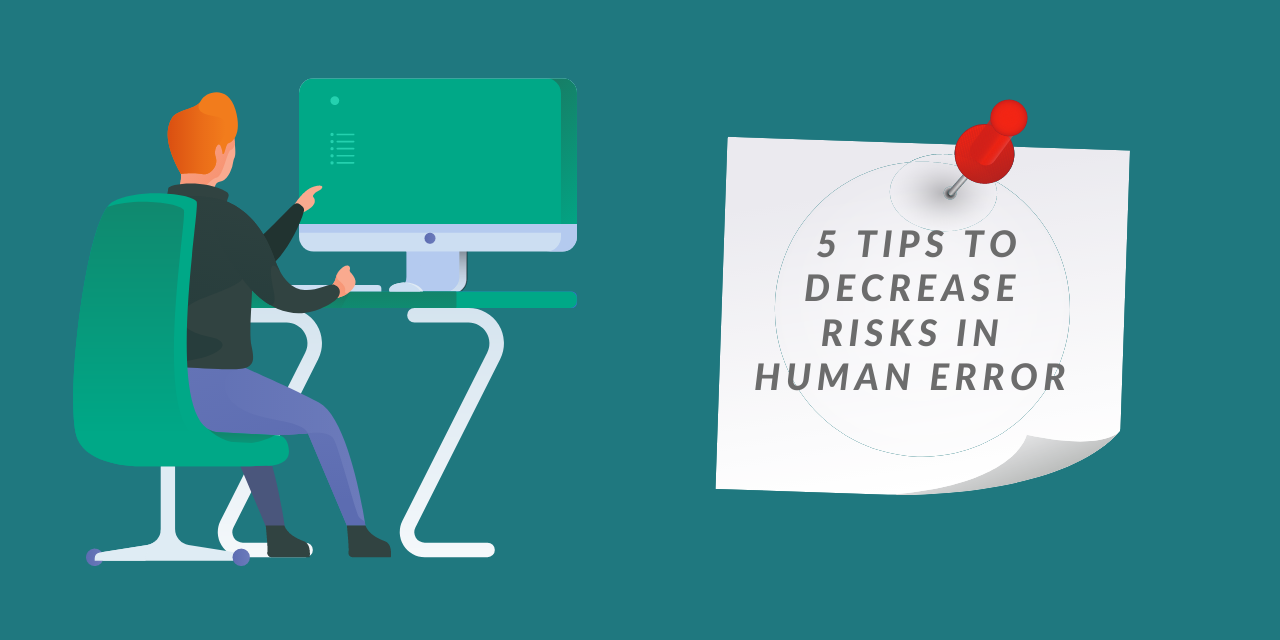 Employees, the weakest link in Data Security: Tips that will help you