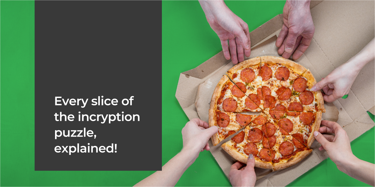 Encryption for dummies (and pizza lovers!)