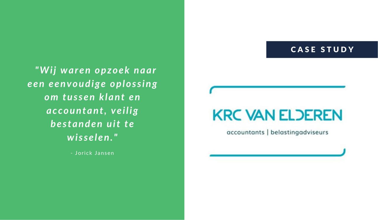 KRC Van Elderen verzendt nu beveiligde bestanden met SmartLockr