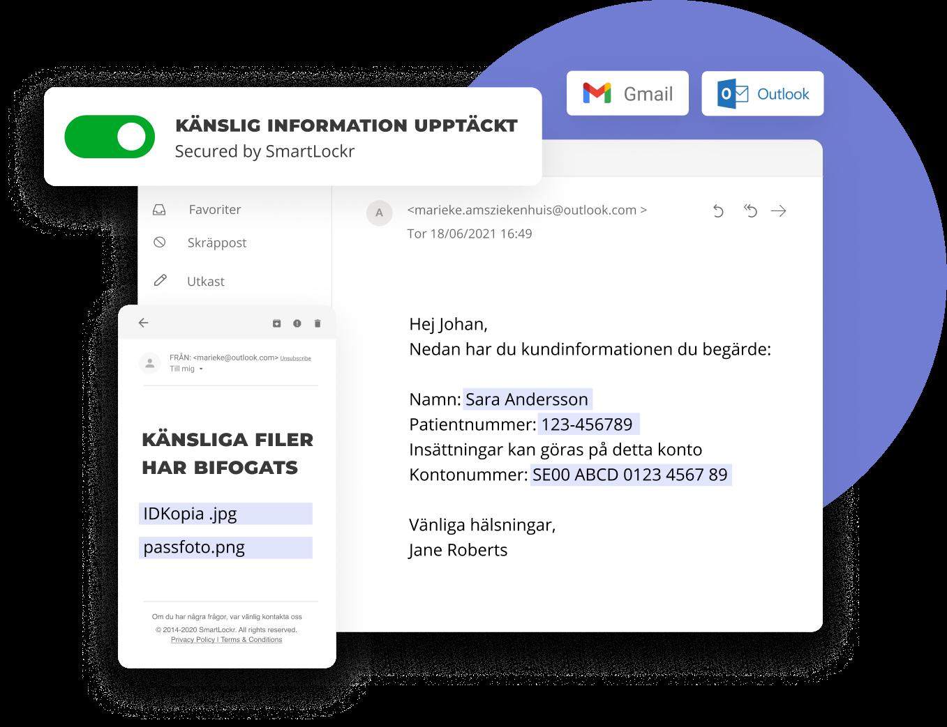 Enkelt och säkert: Skydda din organisation från dataläckor med SmartLockr