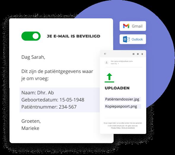 veilig mailen