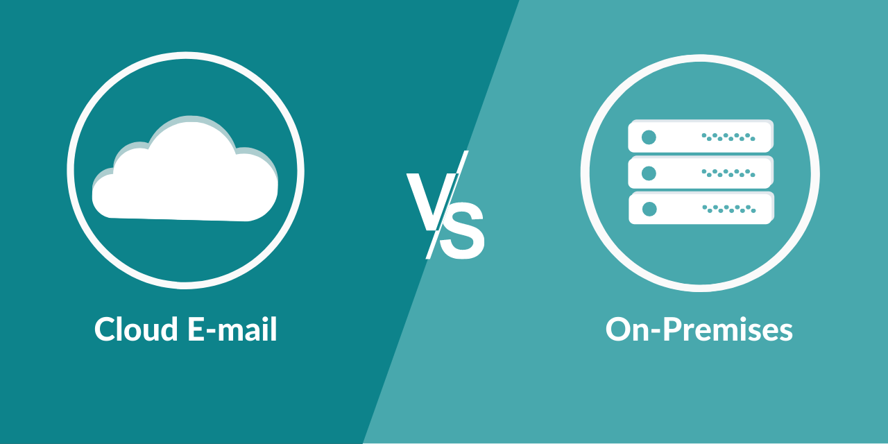 Secure email: in the Cloud or On-premises?
