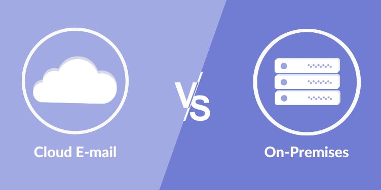 Veilig mailen in de Cloud of On-premises?