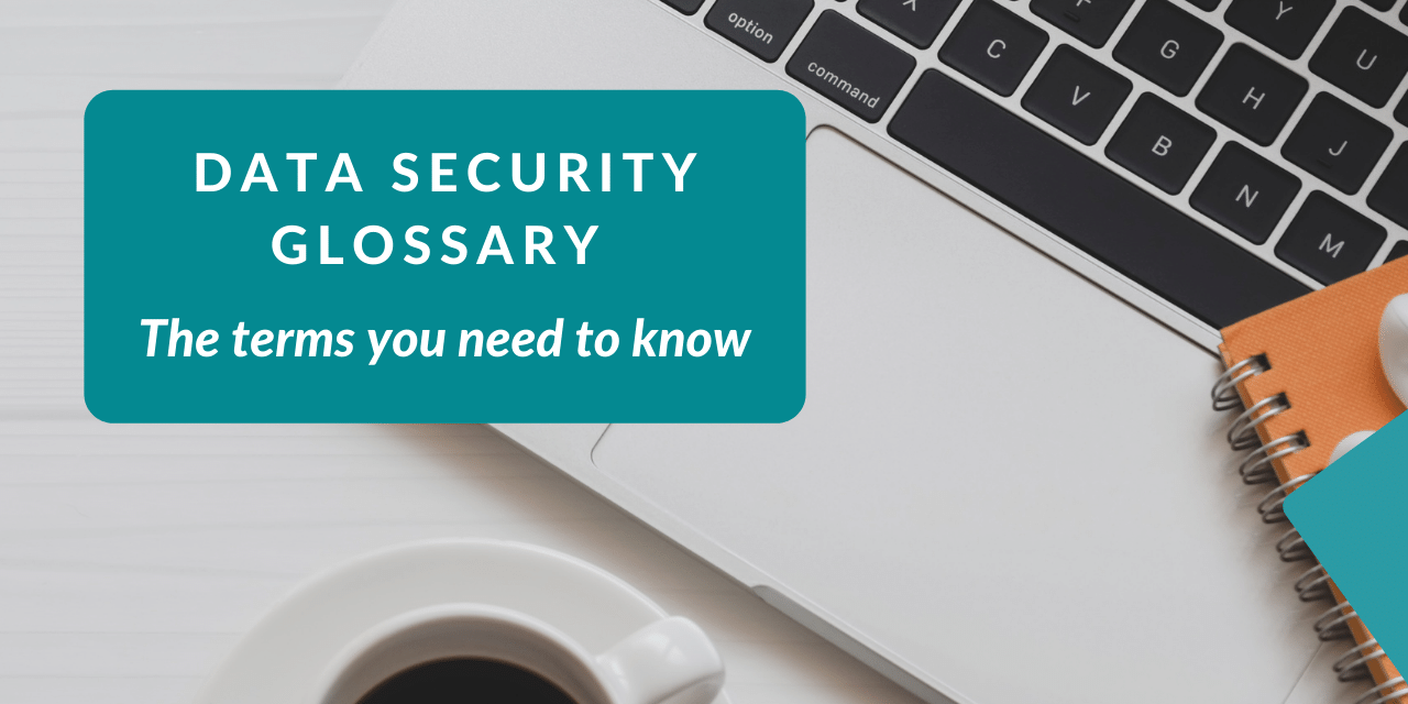 SmartLockr's Data Security A-Z: the most important terms