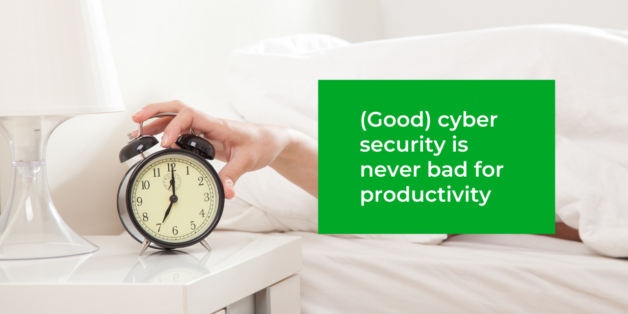 4 reasons snoozing data protection is bad (for CEOs who like productivity)
