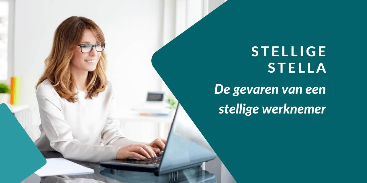 Menselijke factor in databeveiliging:Stellige Stella