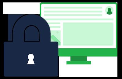 Creëer een veilige omgeving op uw website met een webportaal